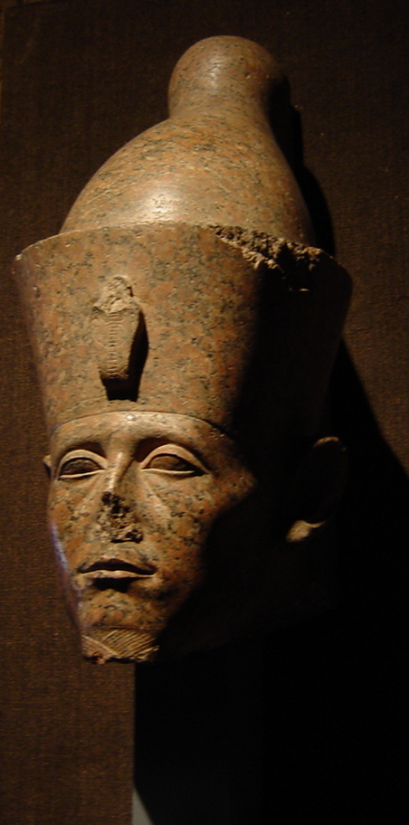 Head of Senwosret III