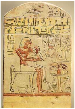 the restoration stela of tutankhamen essay Hieroglyphic texts include the jubilee scenes of amunhotep iii in the tomb of kheruef, the boundary stelae of akhenaton, the great hymn to the aton, the restoration stela of tutankhamun, and selections from the decree of horemhab.